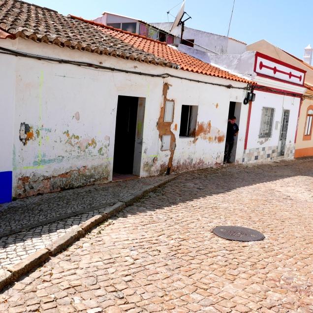 Portugal rue