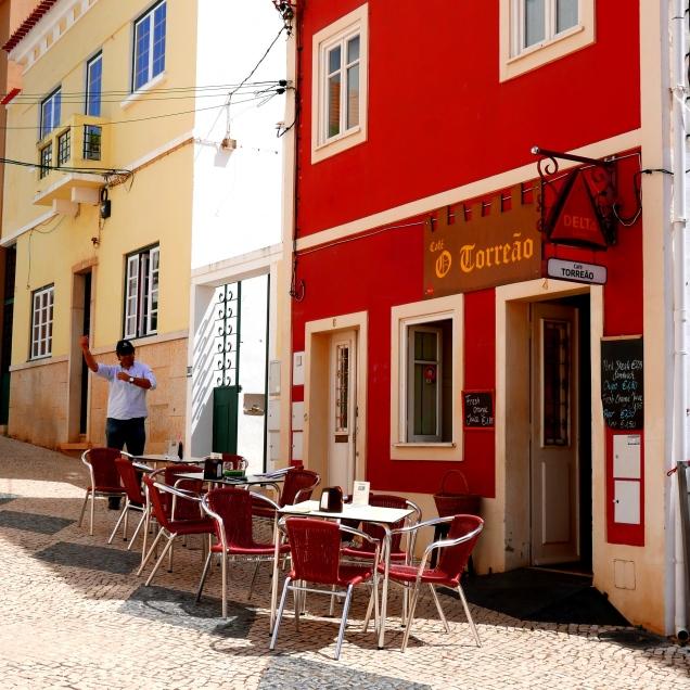 Portugal café